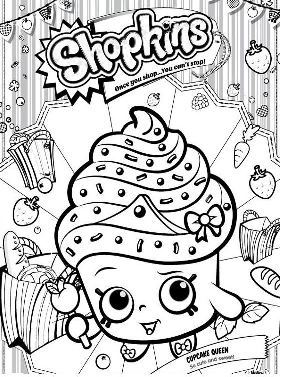 dibujos de shopkins para colorear cositas entretenidas y faciles de hacer dibujos de shopkins de para dibujos colorear