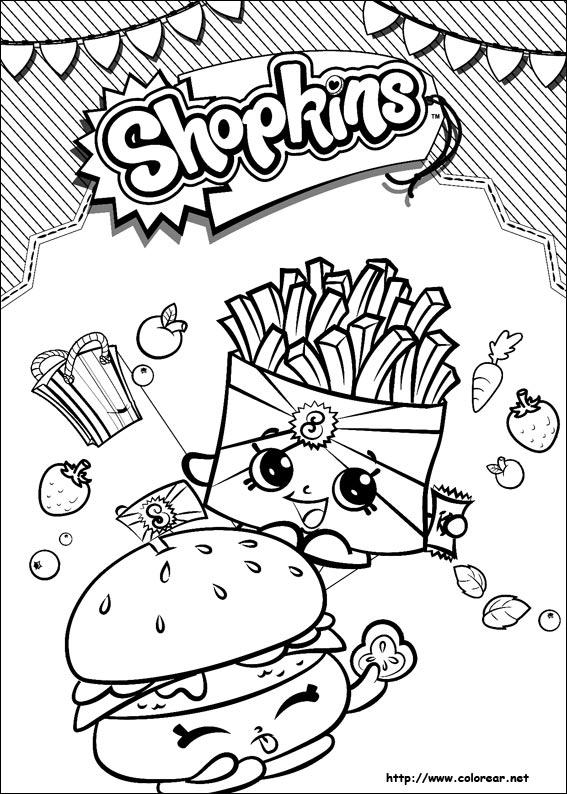 dibujos de shopkins para colorear dibujos de shopkins youtube colorear dibujos shopkins de para