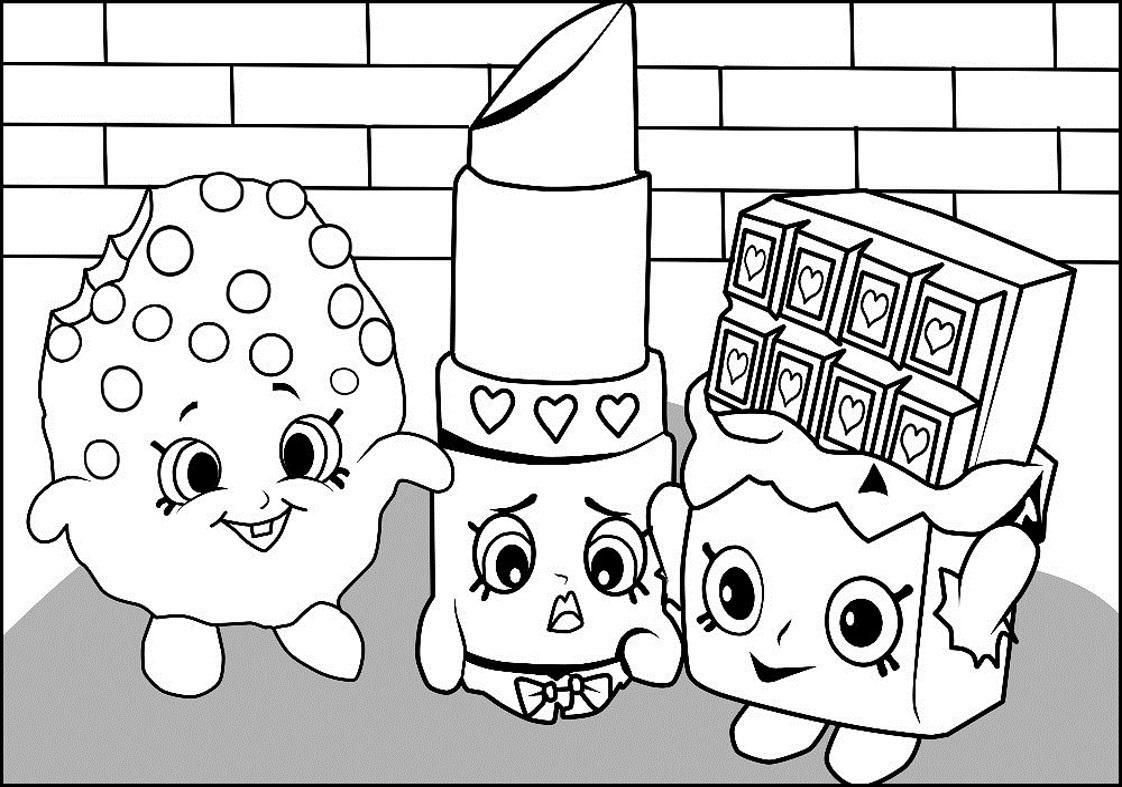 dibujos de shopkins para colorear dibujos para colorear para niños shopkins 34 shopkins de dibujos para shopkins colorear