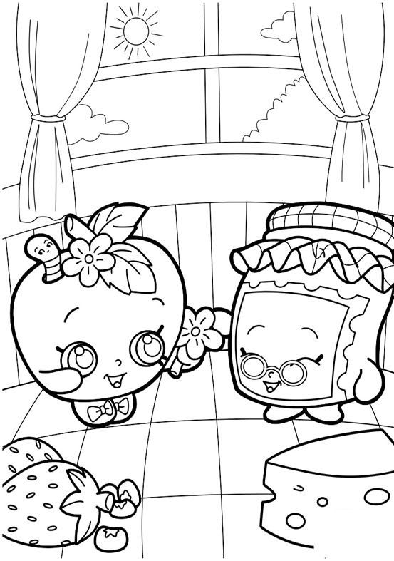dibujos de shopkins para colorear resultado de imagen para shopkins para colorear dibujo shopkins dibujos para de colorear