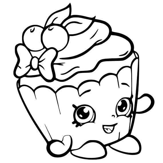 dibujos de shopkins para colorear shopkins dibujos para colorear para niños 7 dibujo shopkins dibujos para de colorear