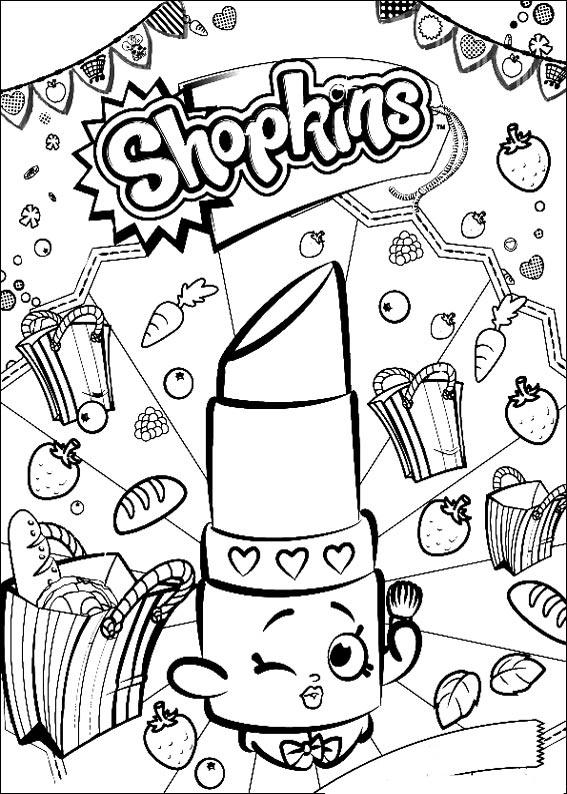 dibujos de shopkins para colorear shopkins para pintar dibujos para imprimir y colorear colorear de para dibujos shopkins
