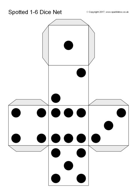 dice templates effortless printable dice template suzanne39s blog templates dice