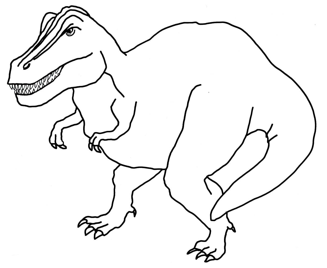 dino coloring page blog de los niños dinosaurios para colorear dino coloring page