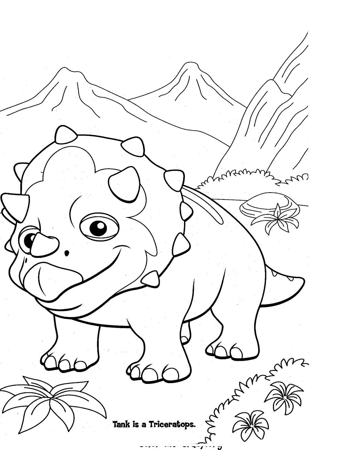 dino coloring page colormecrazyorg dinosaur train coloring pages dino page coloring