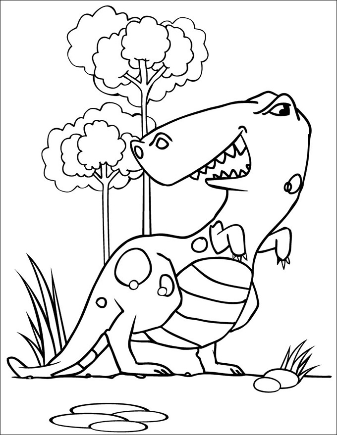 dino coloring page cute dinosaur coloring page free printable coloring pages page coloring dino