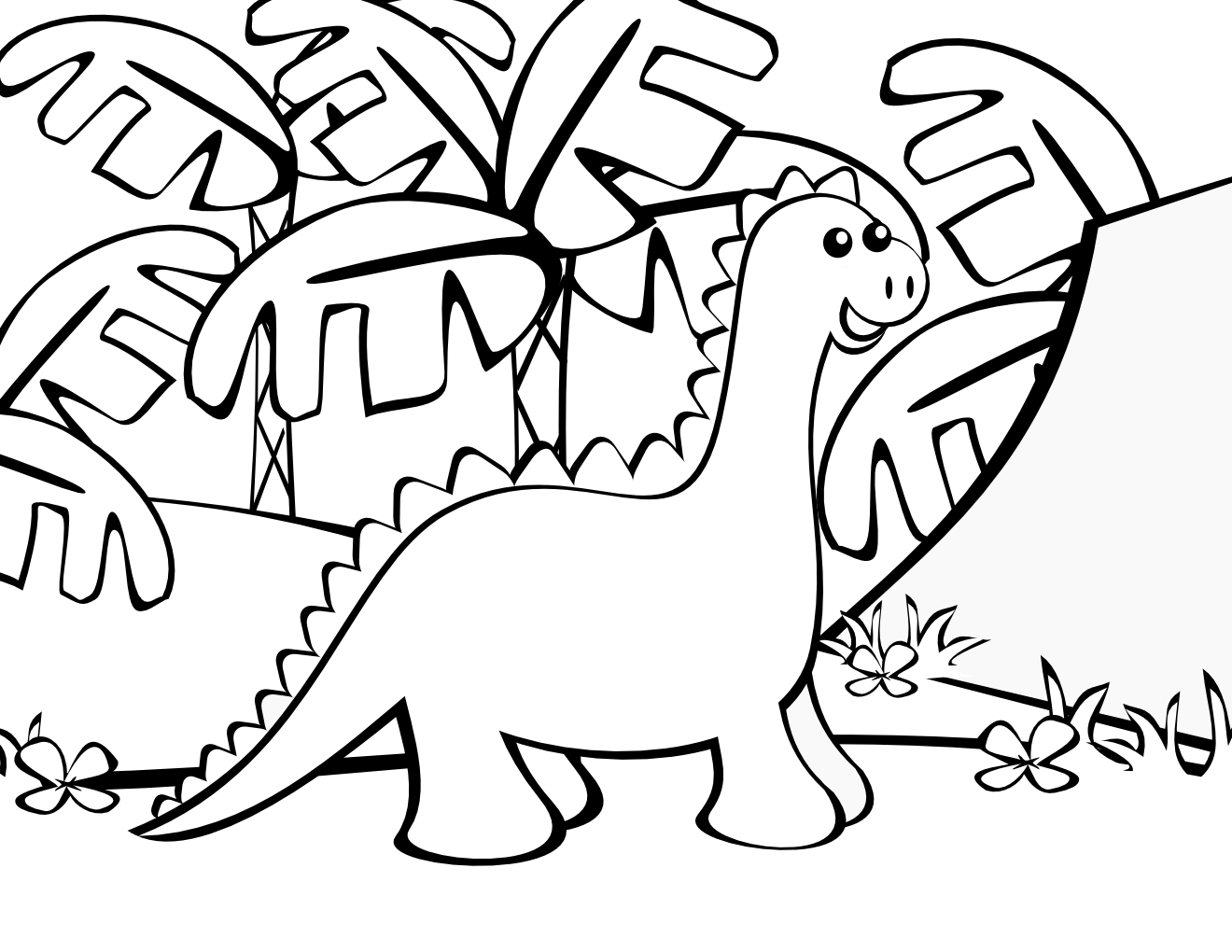 dinosaur color free printable dinosaur coloring pages for kids dinosaur color