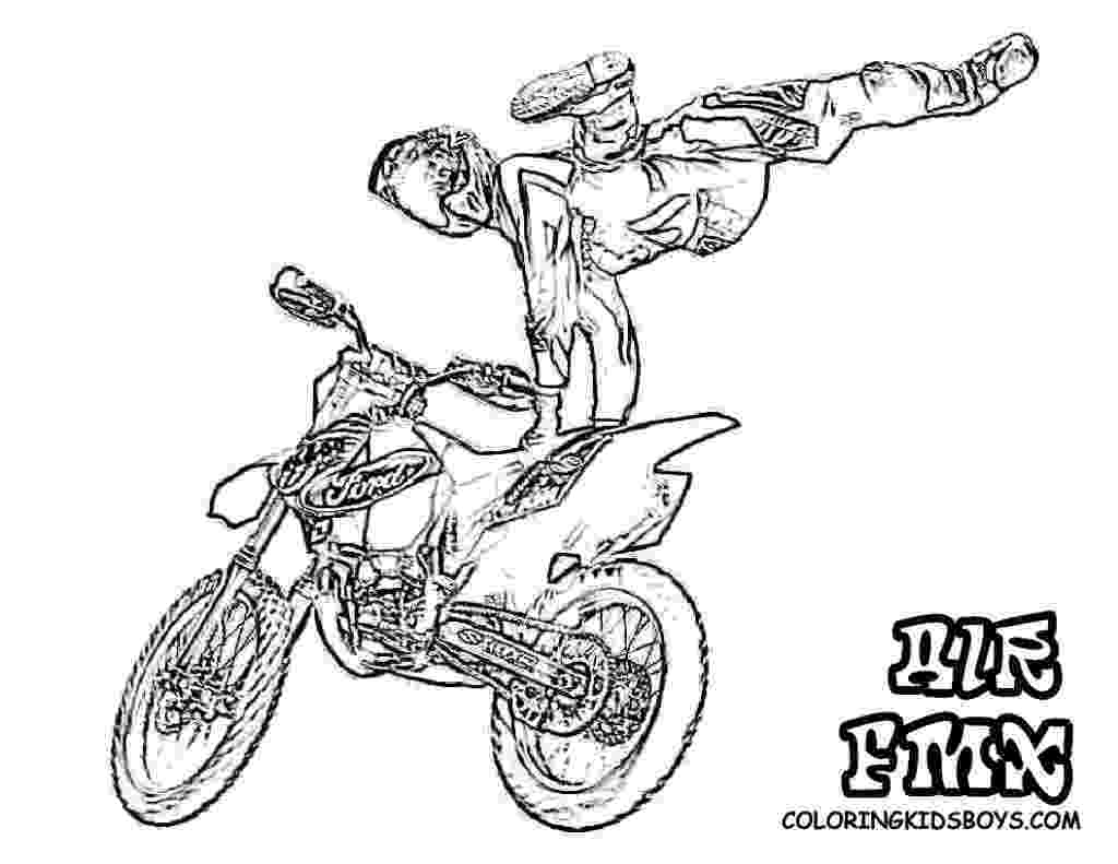 dirt bike images to color dirt bike colotring pages to dirt bike color images