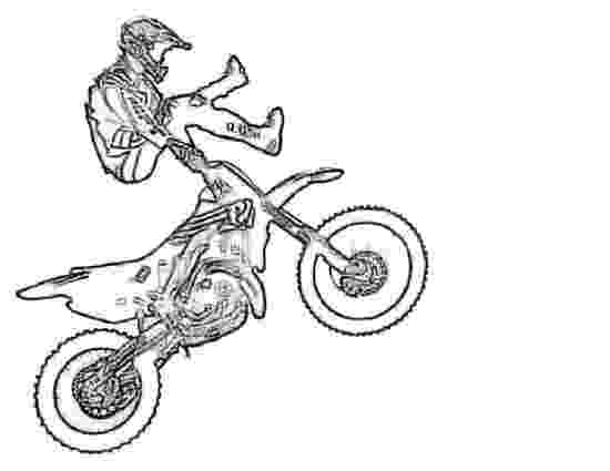 dirt bike images to color fierce rider dirt bike coloring dirtbikes free color to images dirt bike
