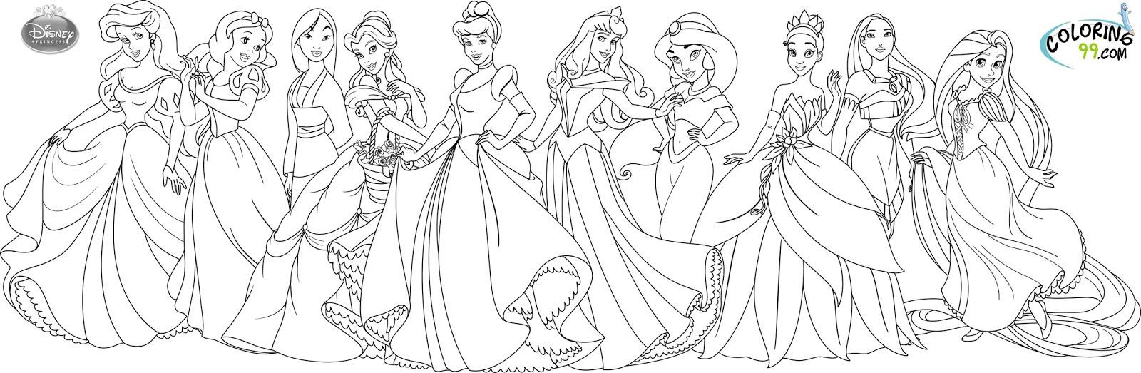 disney princess coloring sheets disney princess mermaid coloring pages princess coloring sheets disney