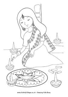 diwali coloring pages diwali coloring pages for toddlers coloring pages diwali