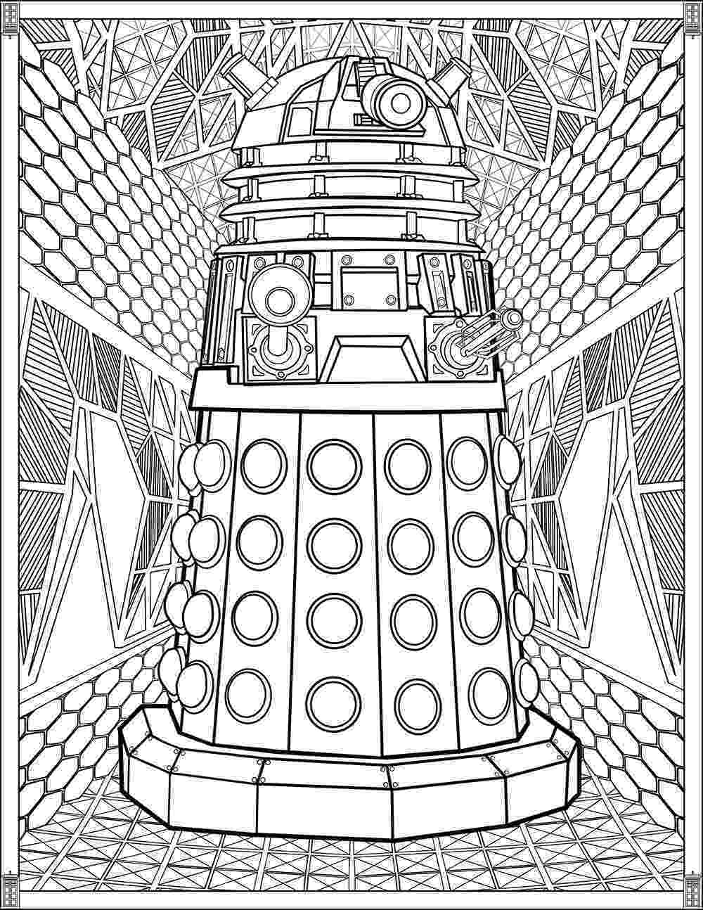 doctor who tardis coloring pages doctor who wibbly wobbly timey wimey coloring pages pages tardis who coloring doctor