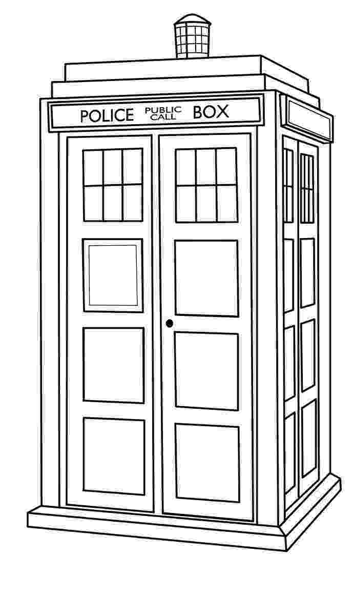 doctor who tardis coloring pages tardis outline by callmepin on deviantart doctor who pages who coloring doctor tardis