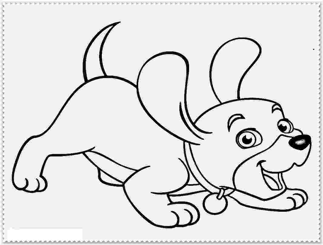 dog coloring pages for preschoolers dog coloring pages for kids preschool and kindergarten dog coloring for preschoolers pages