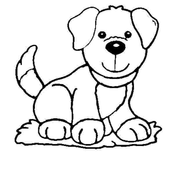 dog coloring pages for preschoolers dog coloring pages for kids preschool and kindergarten for coloring preschoolers pages dog
