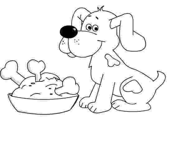 dog coloring pages for preschoolers dog coloring pages for kids preschool and kindergarten for preschoolers coloring dog pages