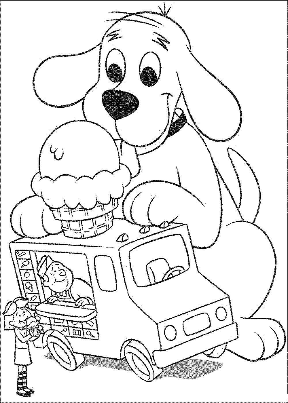 dog coloring pages for preschoolers dog coloring pages for kids preschool and kindergarten pages coloring for preschoolers dog