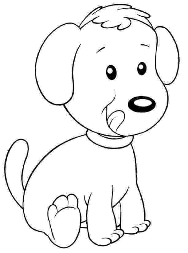 dog coloring pages for preschoolers free printable dog coloring pages for kids coloring for pages dog preschoolers