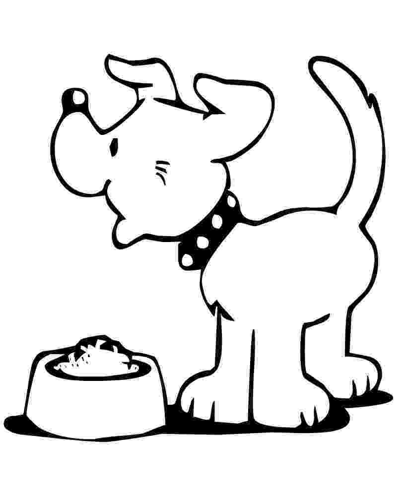 dog coloring pages for preschoolers letter d is for dog coloring page free printable dog coloring preschoolers for pages