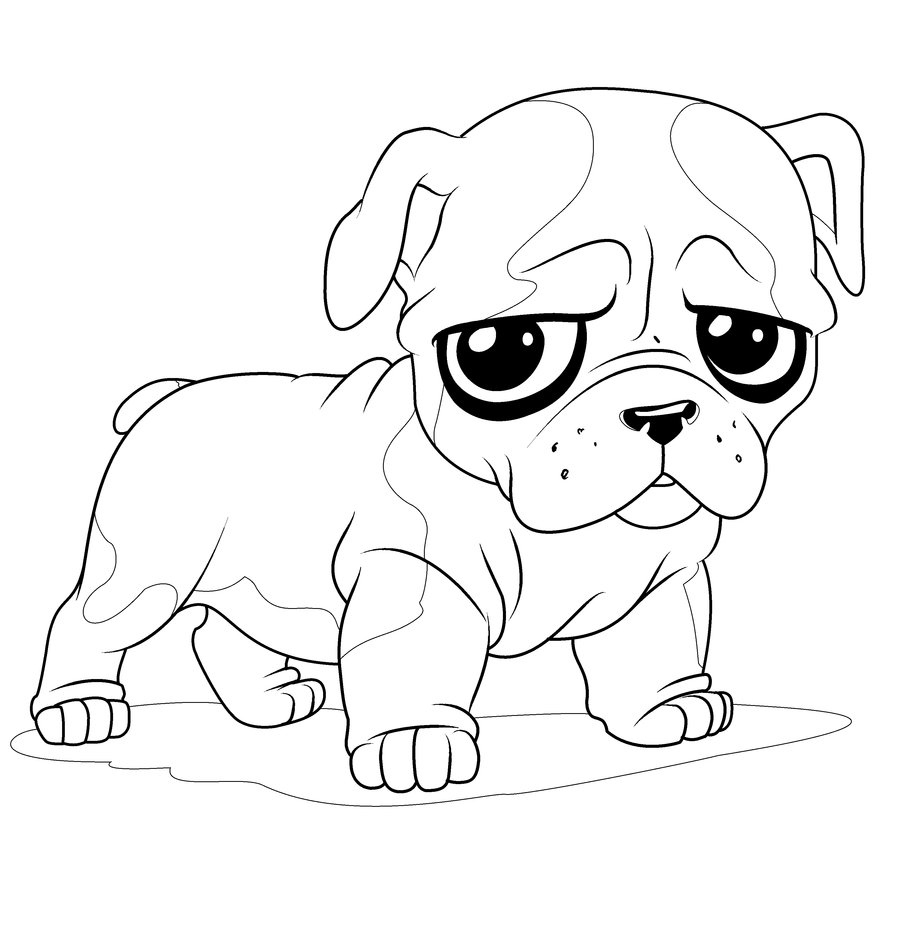 dog coloring pages to print out free printable dog coloring pages for kids pages coloring dog print to out