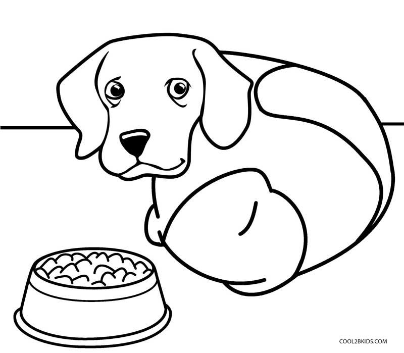 dog coloring pictures printable printable dog coloring pages for kids cool2bkids pictures coloring printable dog