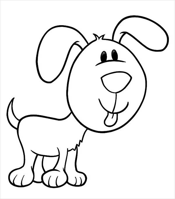 dog face coloring pages 9 puppy coloring pages jpg ai illustrator download coloring face pages dog