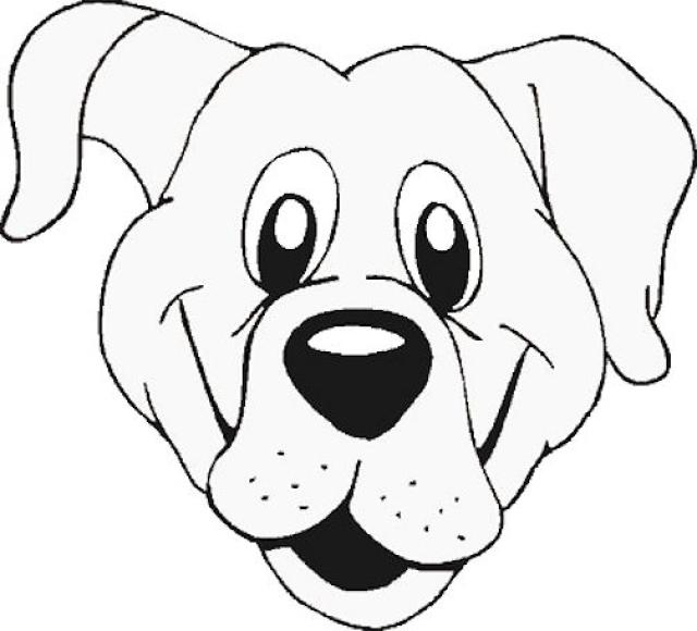 dog face coloring pages farm animal masks msmariella coloring pages dog face