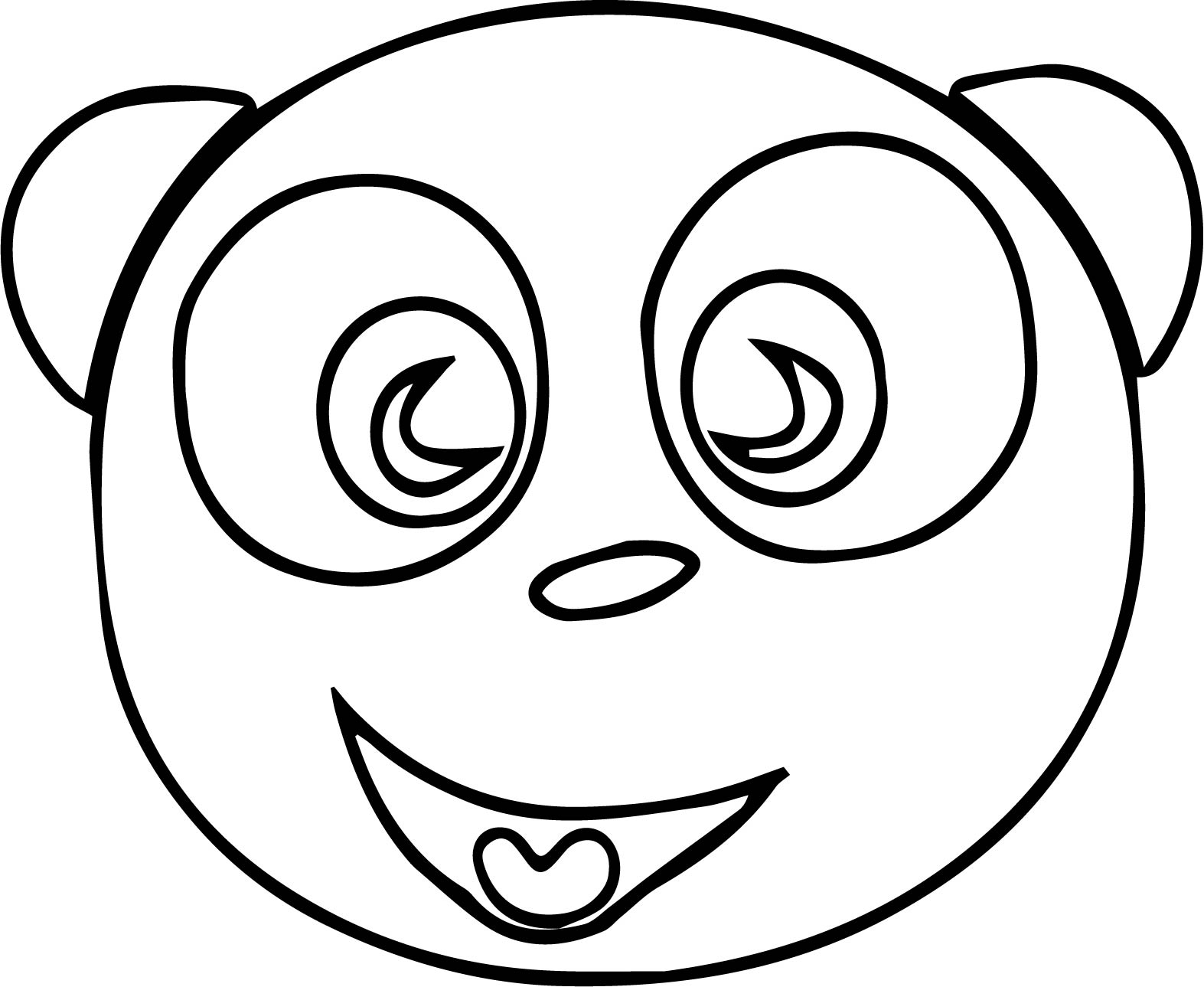 dog face coloring pages happy dog face free image coloring page wecoloringpagecom dog coloring pages face
