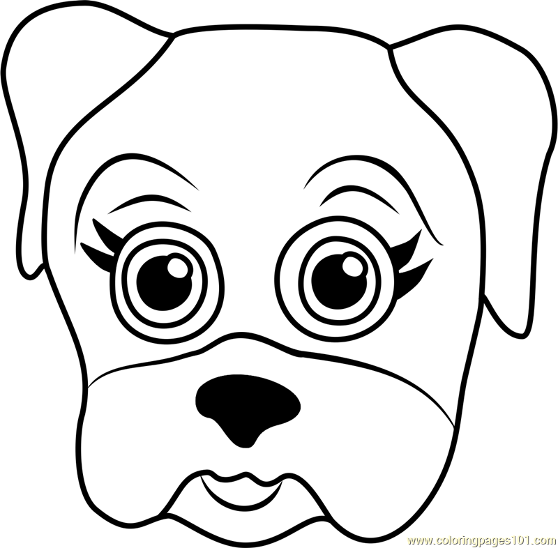 dog face coloring pages pug puppy face coloring page free pet parade coloring coloring face pages dog