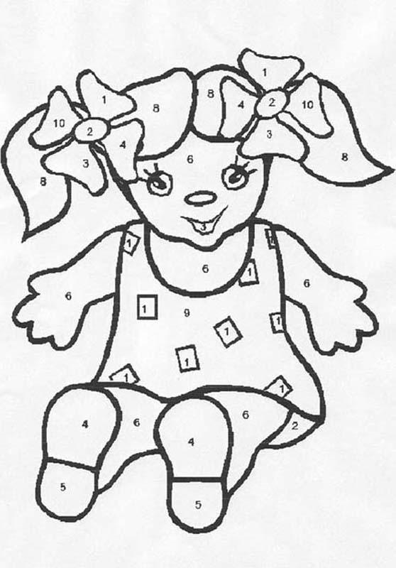 doll coloring page doll coloring pages getcoloringpagescom doll coloring page