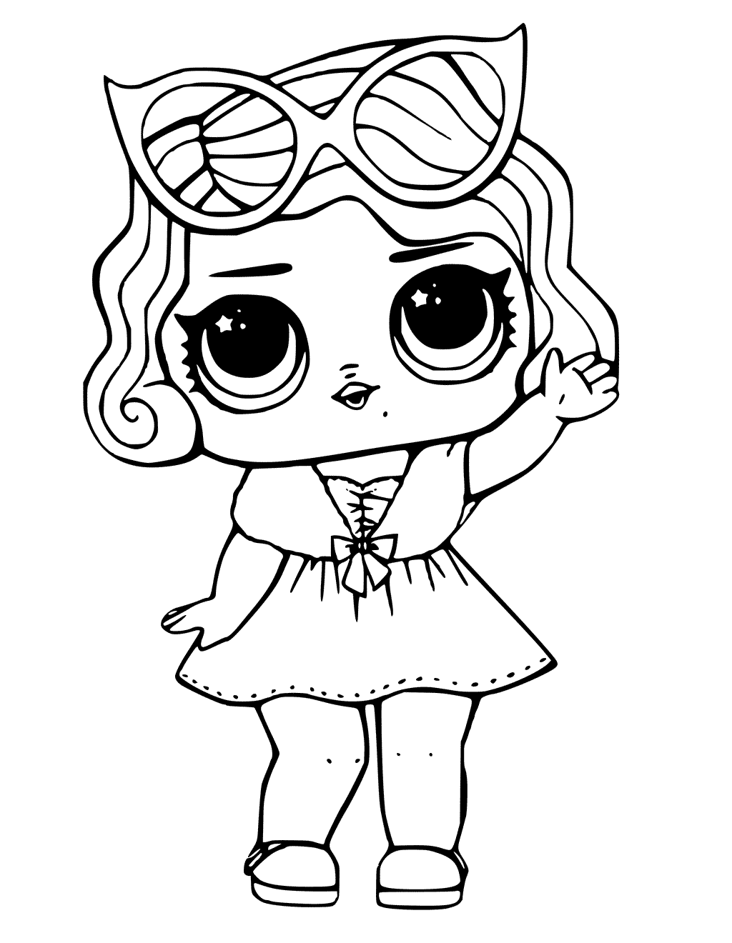 doll coloring page dolls coloring pages coloring doll page