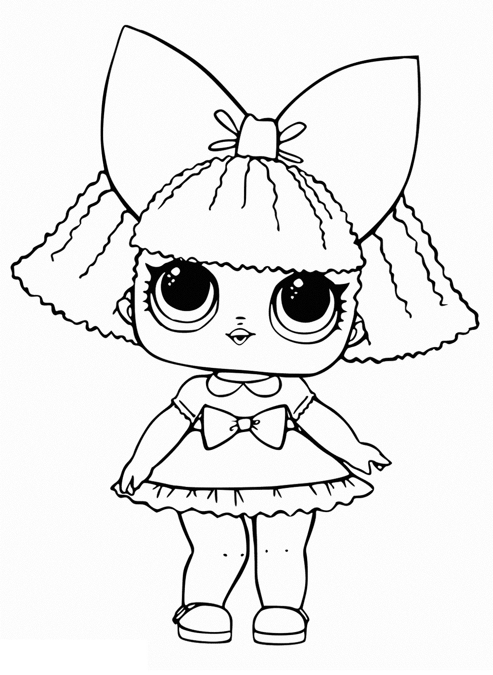 doll coloring page dolls coloring pages free printable dolls coloring pages doll coloring page 1 1