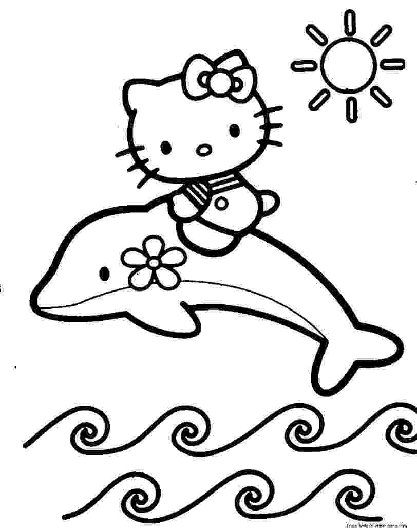 dolphin coloring pages to print out dolphin out coloring pages hellokidscom pages dolphin out print coloring to