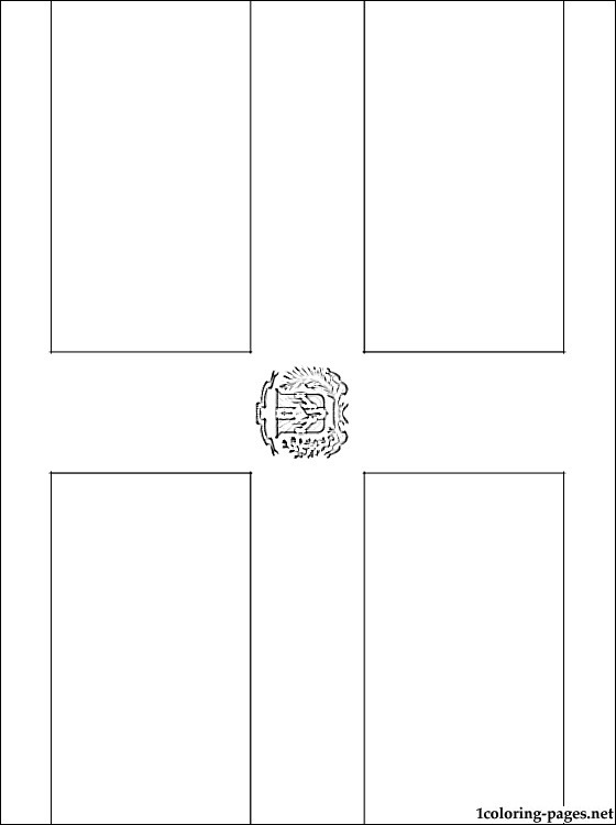 dominican republic flag coloring page colouring book of flags north american and the caribbean coloring dominican flag republic page