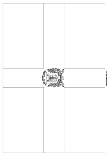 dominican republic flag coloring page what39s new at enchantedlearningcom mid december 2004 flag coloring republic dominican page