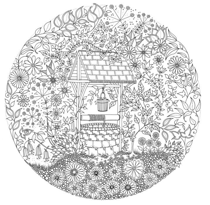 download coloring book secret garden download quotadult coloring books secret gardenquot for free secret book download coloring garden