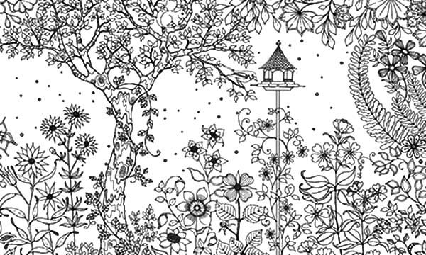 download coloring book secret garden garden 47 nature printable coloring pages secret coloring download garden book