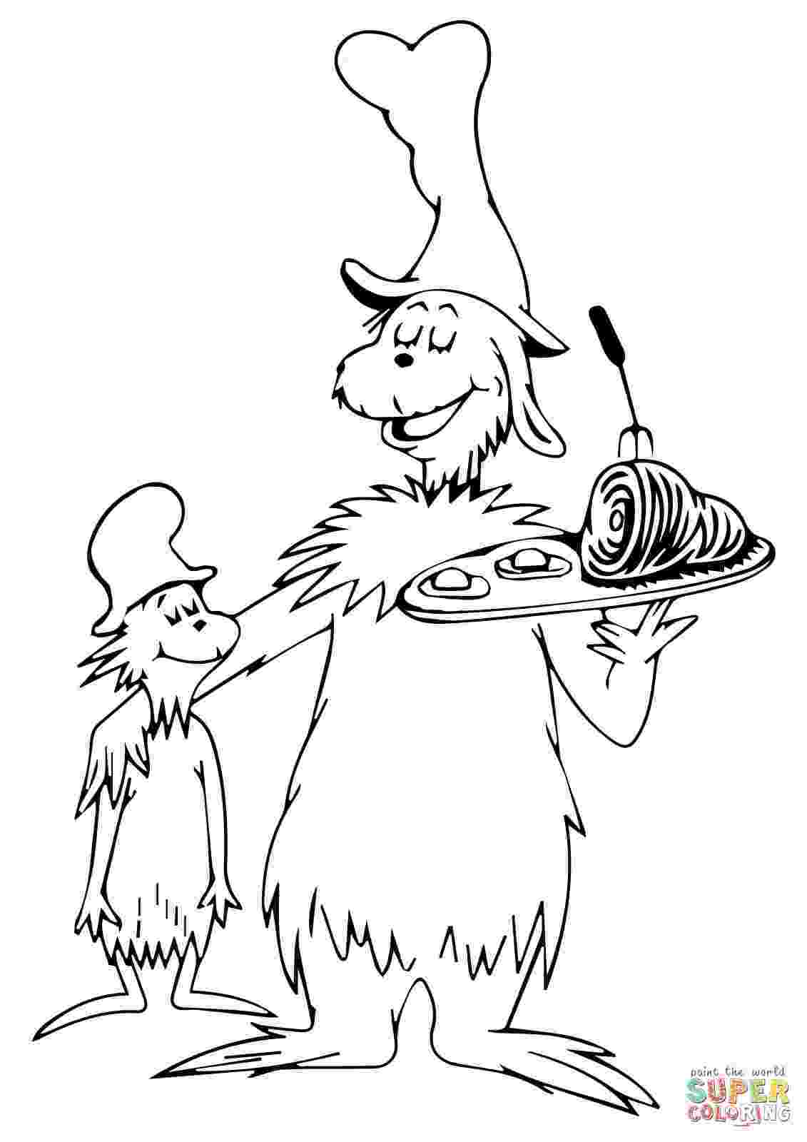 dr seuss coloring pages green eggs and ham one fish two fish template one fish two fish from my coloring and dr seuss eggs pages green ham