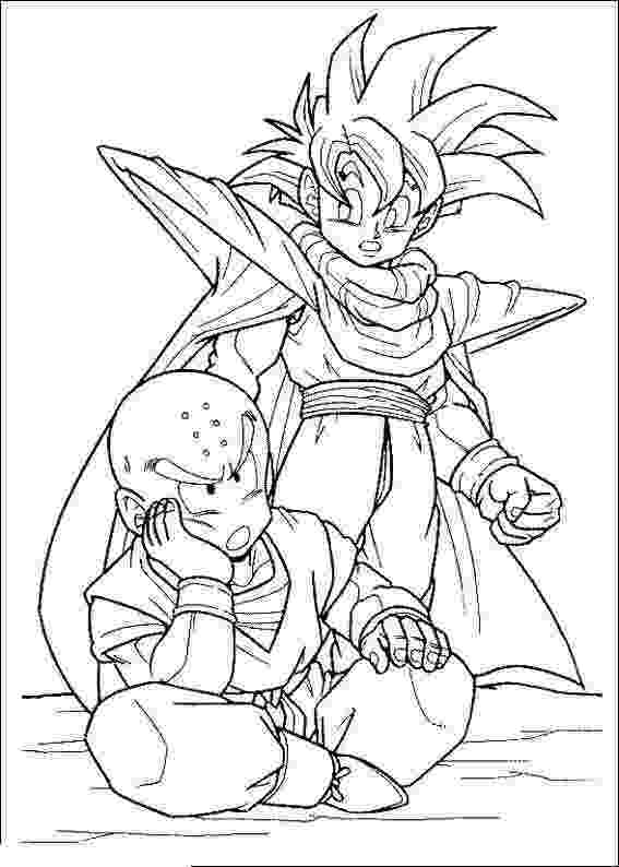 dragon ball z coloring pages gohan dbz gohan coloring pages sketch coloring page coloring z ball dragon gohan pages