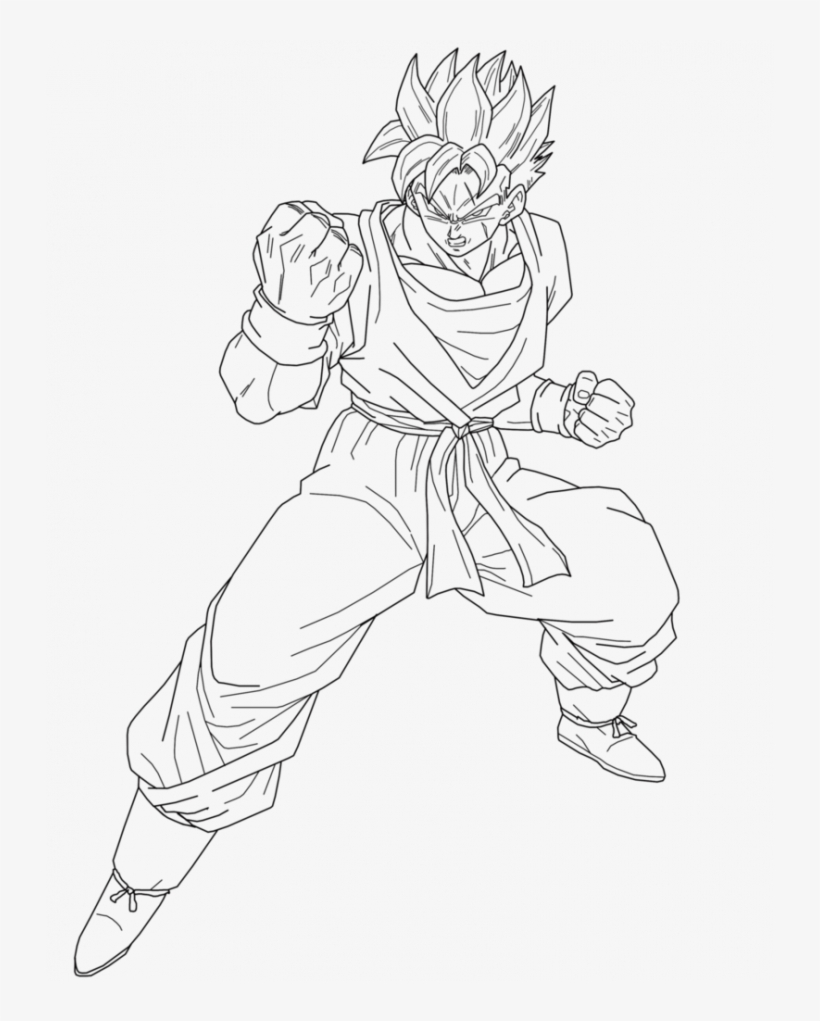 dragon ball z gohan coloring pages dragon ball coloring pages future trunks and gohan coloring dragon pages z ball gohan