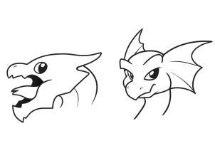 dragon images for kids printable dragon coloring pages for kids cool2bkids images for dragon kids