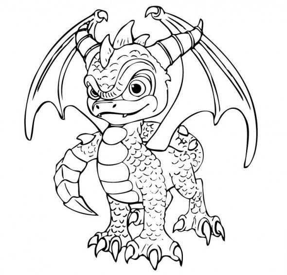 dragon images for kids printable skylander pichers coloring page of a goomba kids dragon images for