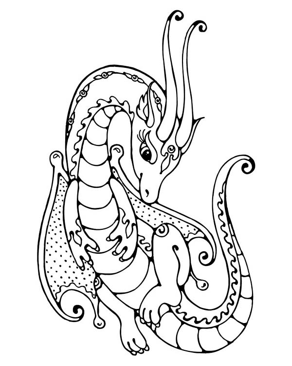 dragon pictures for kids color the dragon coloring pages in websites for pictures dragon kids