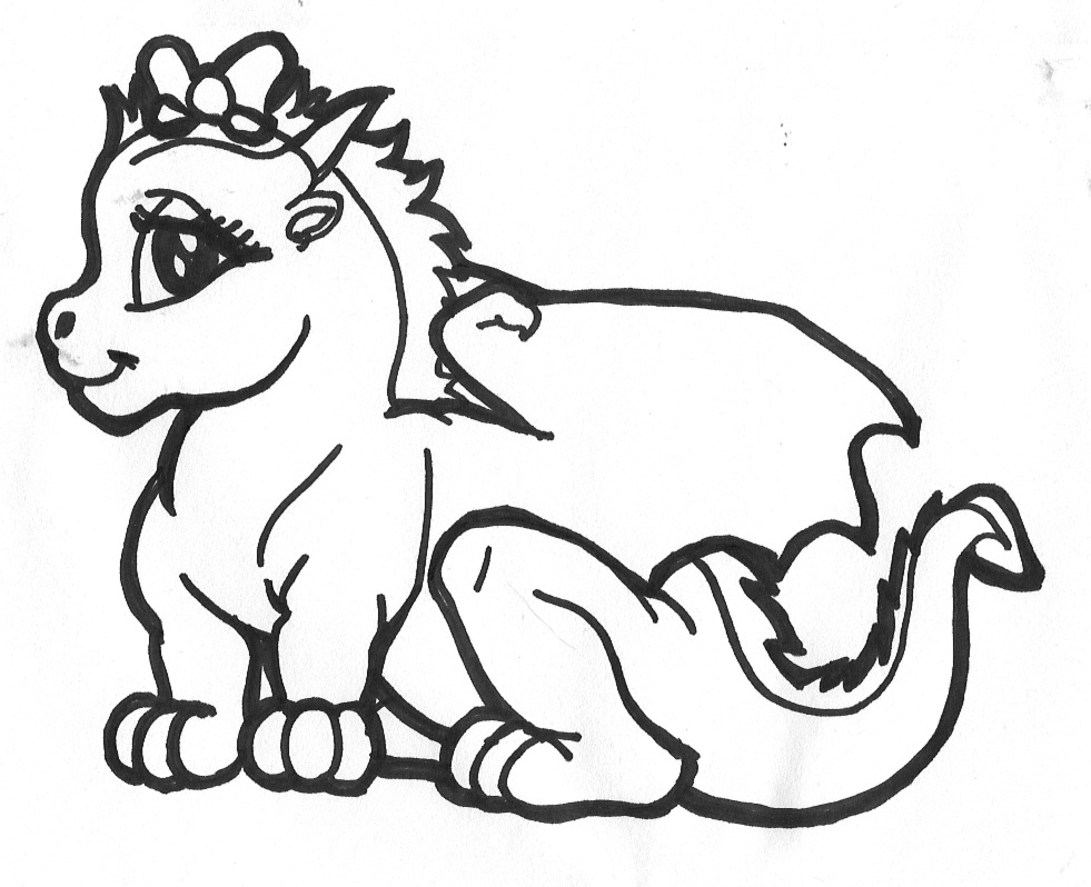 dragon pictures for kids dragon coloring pages 360coloringpages pictures kids dragon for