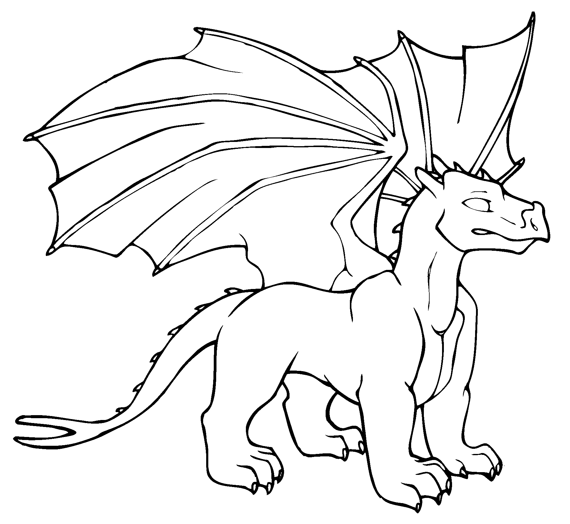 dragon pictures for kids dragon coloring pages coloring pages for kids for kids pictures dragon