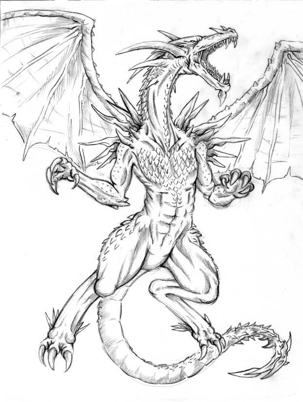 dragon pictures to trace awesome drawings of dragons drawing dragons step by trace pictures dragon to