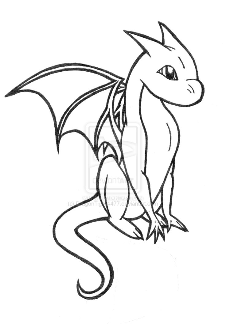 dragon pictures to trace baby dragon coloring pages to download and print for free dragon trace pictures to