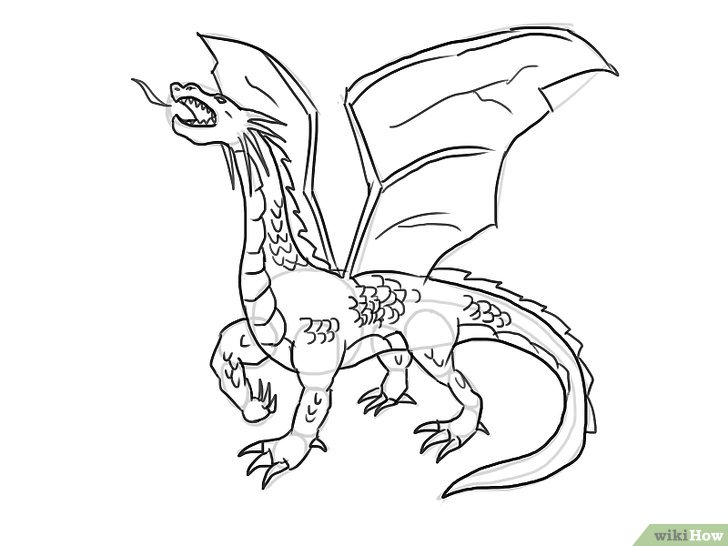 dragon pictures to trace baby dragon lines commission by proudryukin13 dragon dragon trace pictures to