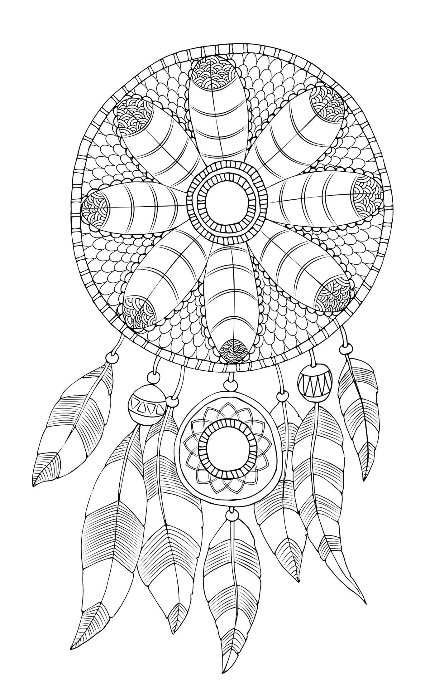dream catcher coloring pages dream catcher coloring pages to download and print for free catcher pages coloring dream