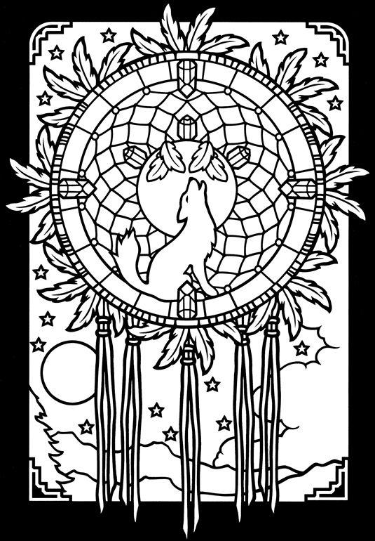 dream catcher coloring pages dreamcatcher feathers and beads coloring page drawing coloring pages catcher dream